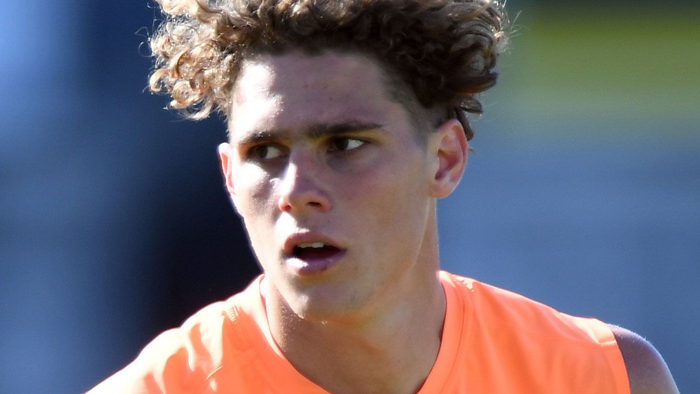 Carlton locks in superstar forward Charlie Curnow with new contract through 2023
