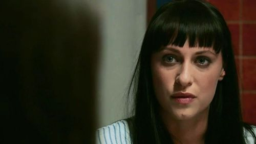 Jessica Falkholt was an up-and-coming actress.