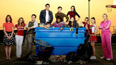 Which character has been booted from Glee?