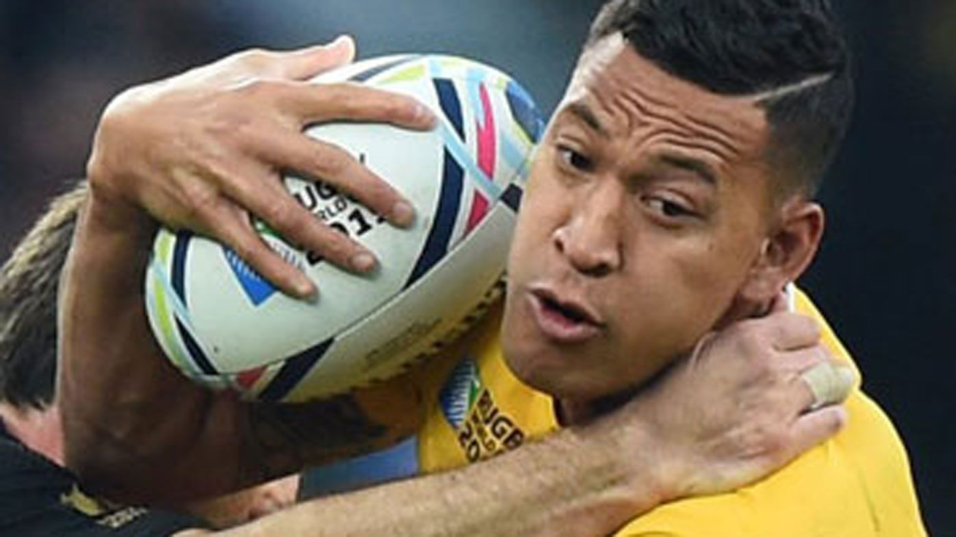 FitzSimons: Rugby Australia headed for disaster after Israel Folau, lost interest