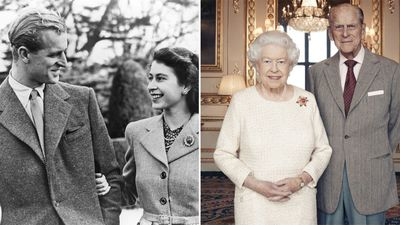 Queen Elizabeth's jewels from Prince Philip and other pieces with sentimental links to her beloved husband