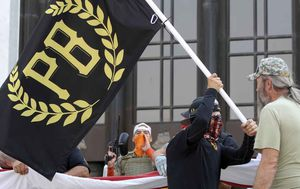 Who are the Proud Boys? The extremist group Trump told to 'stand by'