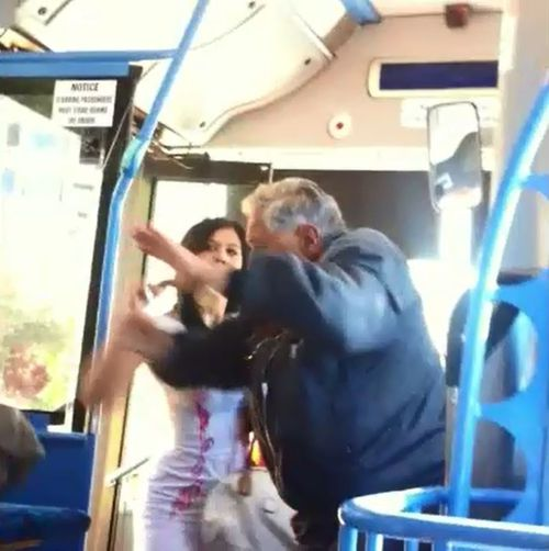Australians are getting hot under the collar on public transport.