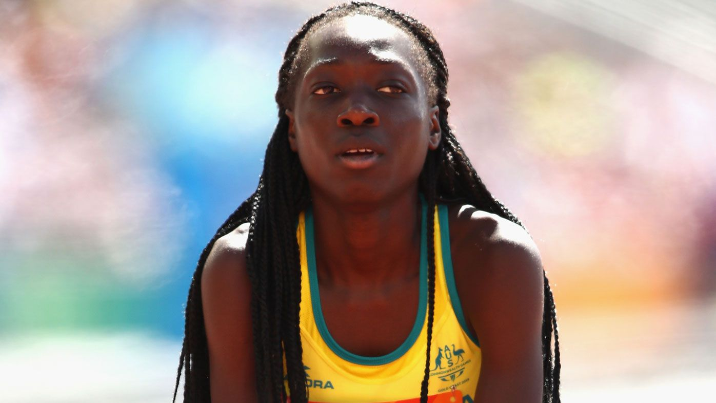 Bendere Oboya chasing Cathy Freeman's junior 400m record