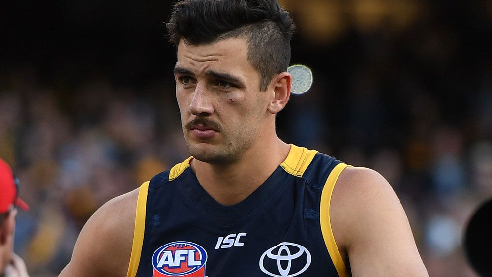 Injured Crow captain out of AFL pre-season