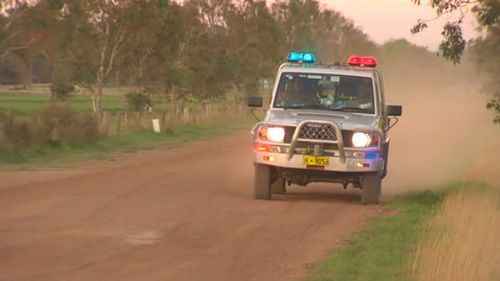 Emergency services. (9NEWS)