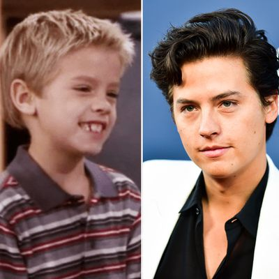 Cole Sprouse as Ben Geller