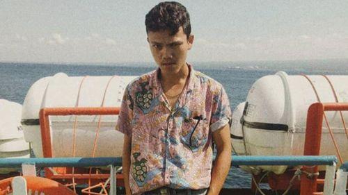 Student Rizki Akbar Putra, 18, died from catastrophic head injuries.