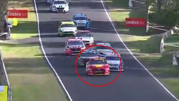 Bathurst 1000: Mount Panorama in disgust at Coulthard move