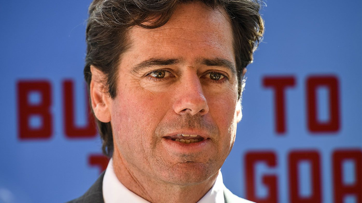 AFL boss Gillon McLachlan hoping for grand final extra time at the MCG