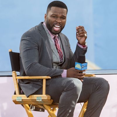 <p>50 Cent</p>