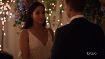 'Suits' star Patrick J. Adams shares 'secret' video from Meghan Markle's on-screen wedding