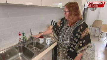 Resident claims new townhouse water pressure is 'prehistoric'