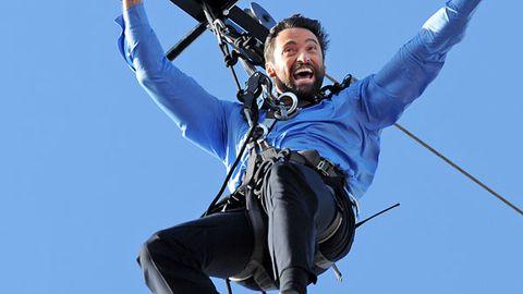 Watch: Celebrity stunts gone wrong