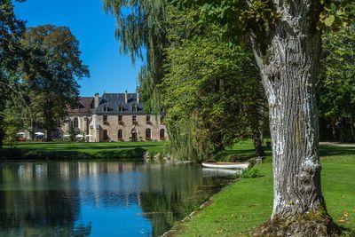 <strong>Abbaye de la Bussière, Burgundy, France</strong>