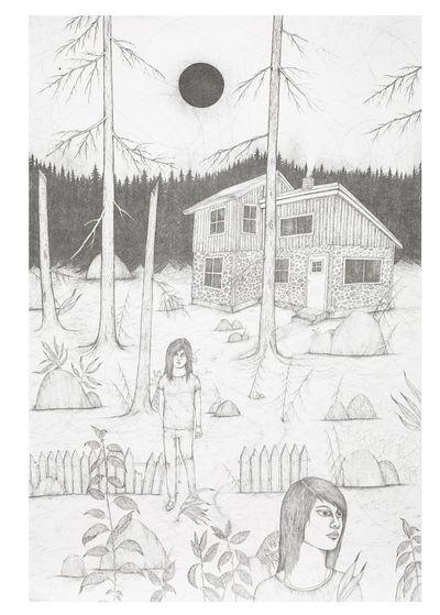 """""""Nightwalk"""", By Ragnar Persson"""