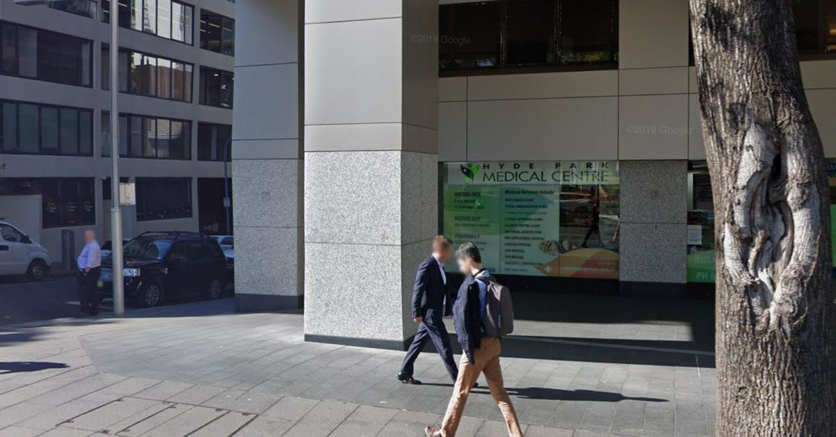 Two COVID-19 cases attended Sydney medical centre over two-week window – 9News