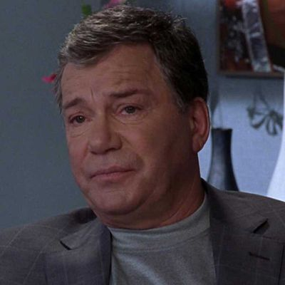 William Shatner as Stan Fields: Then