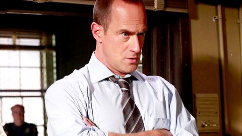 Christopher Meloni quits Laws & Order: SVU