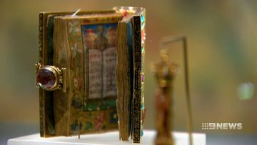 The Louvre raising $15m to buy back 498-year-old book