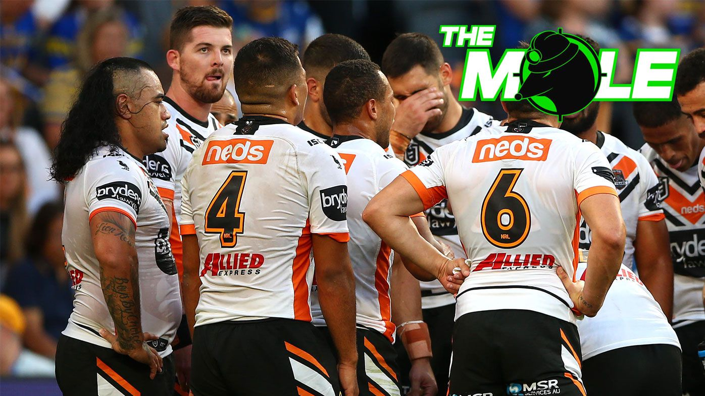 The Mole: Wests Tigers lose cult hero to Super League