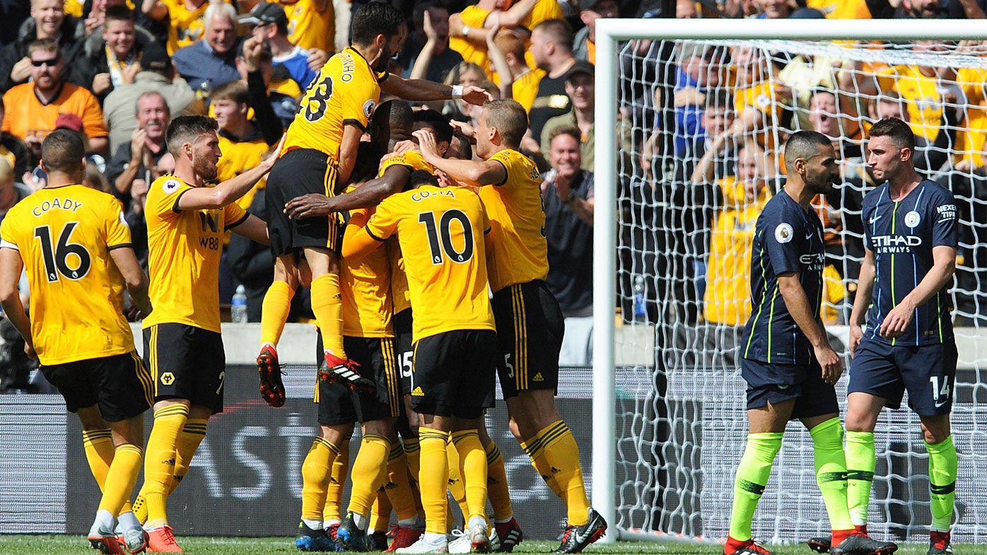 Liverpool prosper as Man City drop points