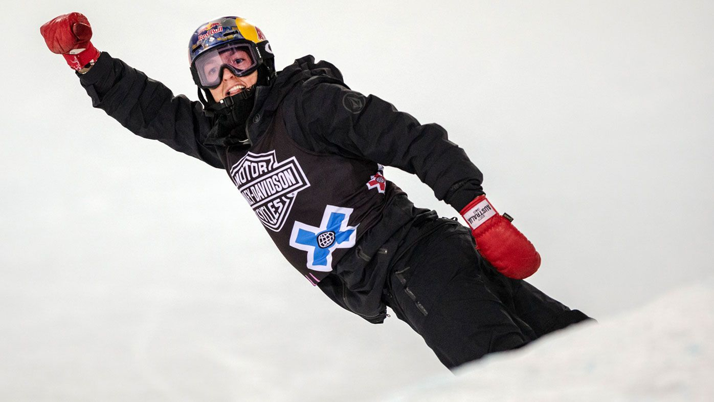 Scotty James wins X Games superpipe gold
