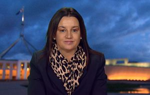 Jacqui Lambie in emotional plea over Black Lives Matter protests