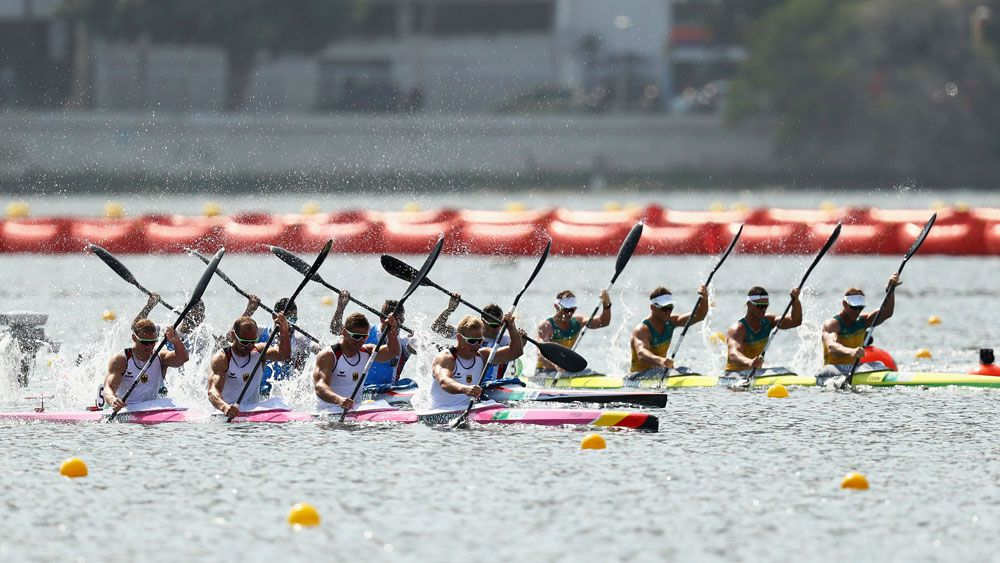 Australia were pre-race favourites. (AFP)