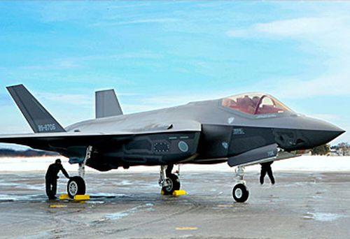 Lockheed Martin F-35 Lightning II (AAP)