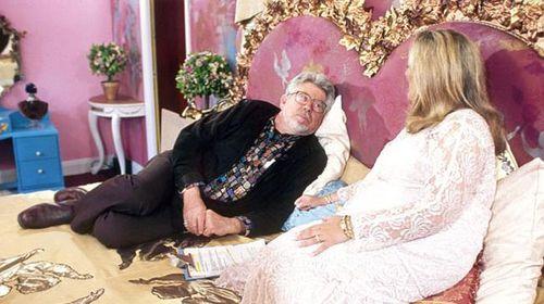 'Rolf Harris groped me on live TV'
