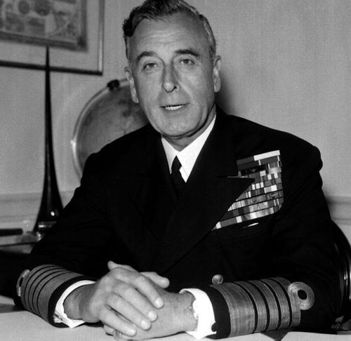 The name Louis Arthur Charles pays tribute to the Prince of Wales's great-uncle, Earl Mountbatten. (PA/AAP)