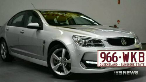 Police are now searching for this car. Picture: Queensland Police Service