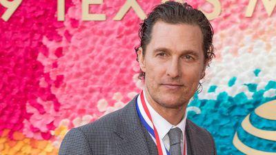 Matthew McConaughey's new Aussie project