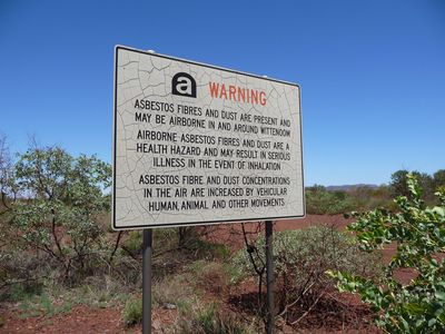 <strong>Wittenoom, Australia</strong>