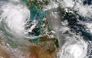 More cyclones than normal likely for Queensland due to La Niña