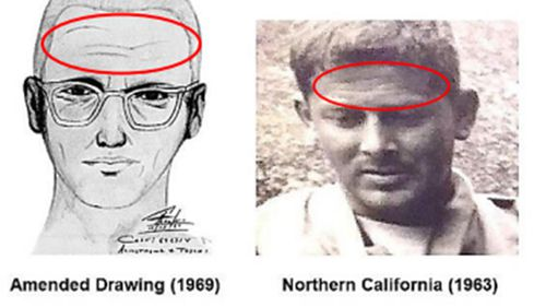 The 'Case Breakers' claim these distinctive lines are proof Gary Francis Poste is the Zodiac killer.