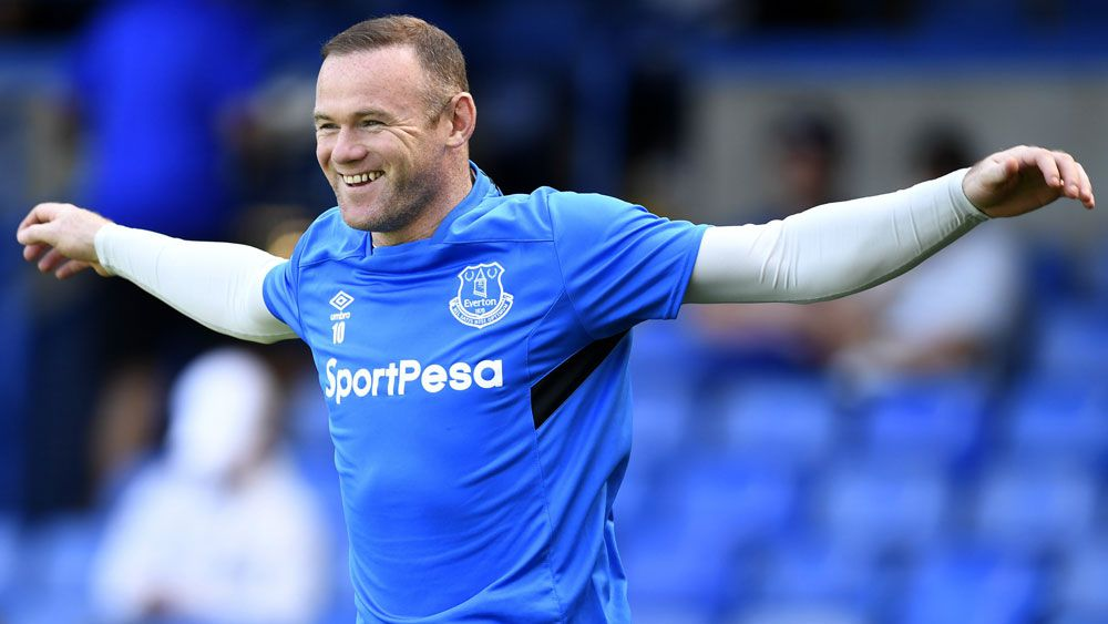 Wayne Rooney was arrested on suspicion of drink driving on Friday. (AAP)