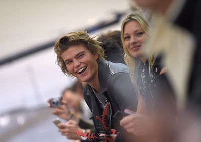 Model Watch: Jordan Barrett
