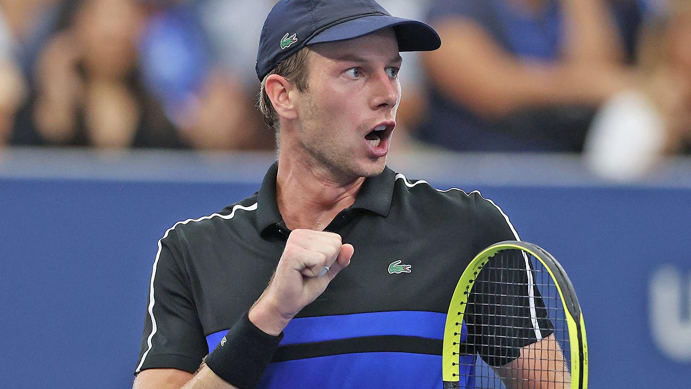 Dutch US Open qualifier Botic van de Zandschulp 'no-one expected' stuns New York