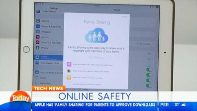 TODAY: Online safety for children