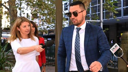 The judge lashed the disgraced Sydney businessman for his 'arrogant disregard for the law'.