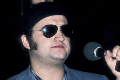 <i>Blues Brothers</i> comedian John Belushi was found dead in his room at the Chateau Marmont, Hollywood in March 1982 after overdosing on a lethal cocktail of cocaine and heroin, also known as a 'speedball'. He was 33. His partner Cathy Evelyn Smith was sent to jail for 15 months for involuntary manslaughter after giving him the shot.