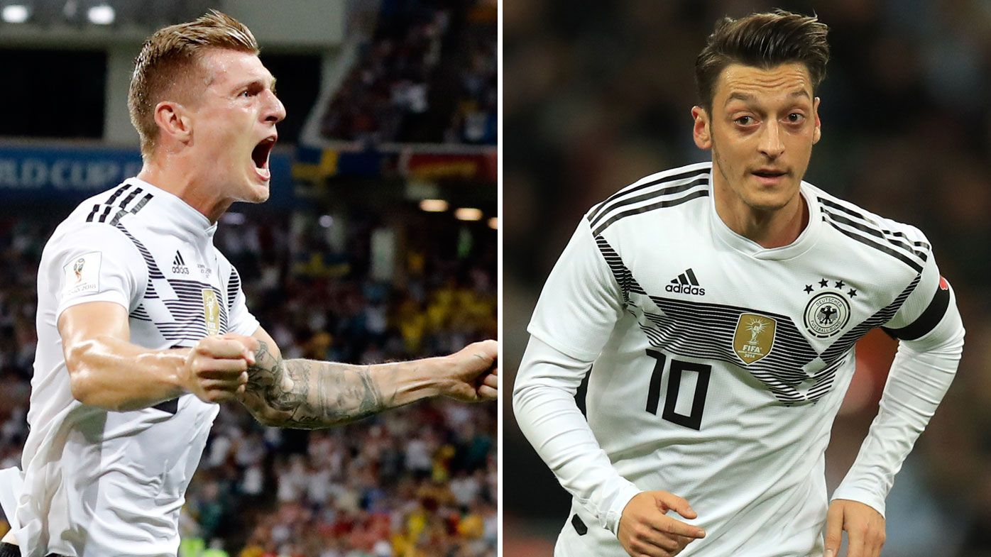 Mesut Ozil quitting Germany not in order: Toni Kroos