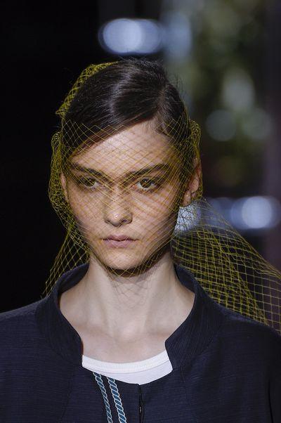 Dries Van Noten, spring/summer '17, Paris Fashion Week.