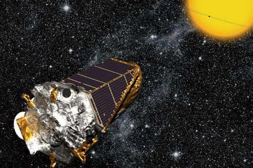 Kepler-1658b was the first exoplanet that the Kepler space telescope identified