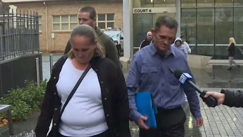 Tania Walker and Daniel Simmons are on bail.