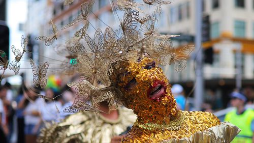 Thousands of people are expected to descend on Sydney's Oxford Street this weekend for the annual Mardi Gras parade.