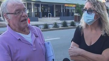 Veronica's daughter Kathleen Fackler said her mother's condition had deteriorated to the point where they don't know how long she has left to live.
