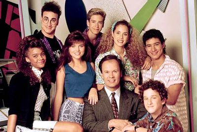 """<i>Saved by the Bell</i> earned two spin-offs, <i>The College Years</i> and <i>The New Class</i>. While most of the cast has gone on to better things, they'll always be remembered for their roles — especially Dustin """"Screech"""" Diamond."""